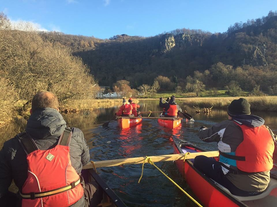 Coporate Activity Days in the Lake District with Keswick Adventures