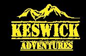 Keswick Adventures logo in yellow