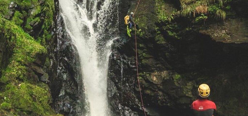 Keswick Adventures canyoning