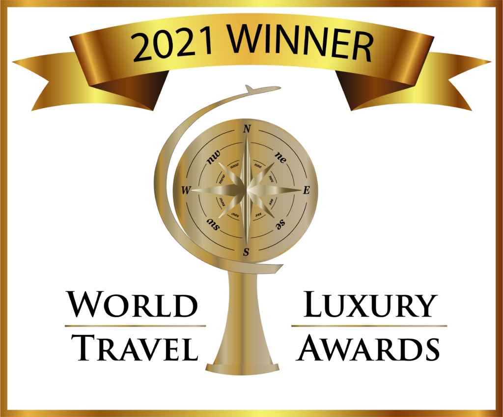 World Luxury Travel Awards Winner