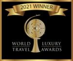 World Luxury Travel Award Winner Badge